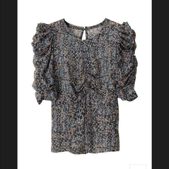 2d27c97e02ea03 Isabel Marant Tops - Isabel Marant for H M silk top